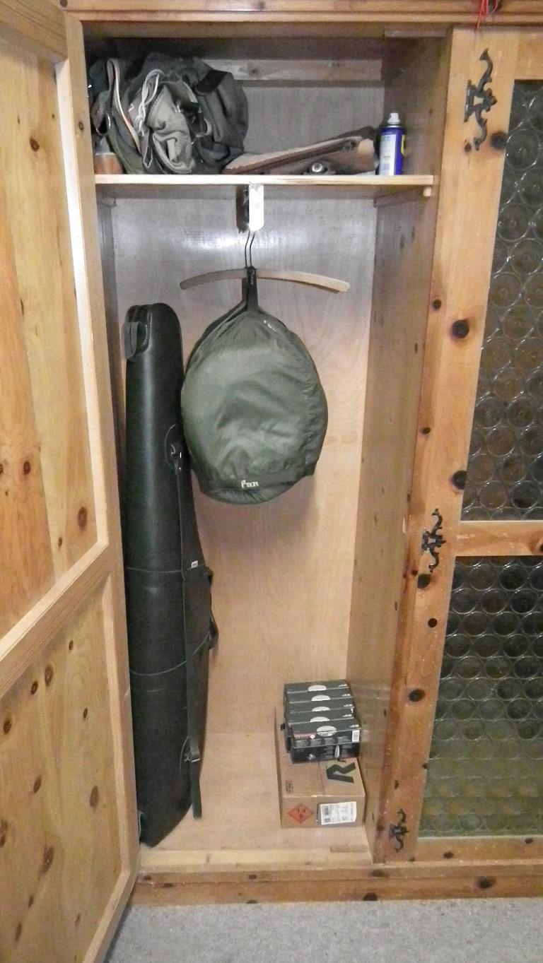 munition sicher verwahren