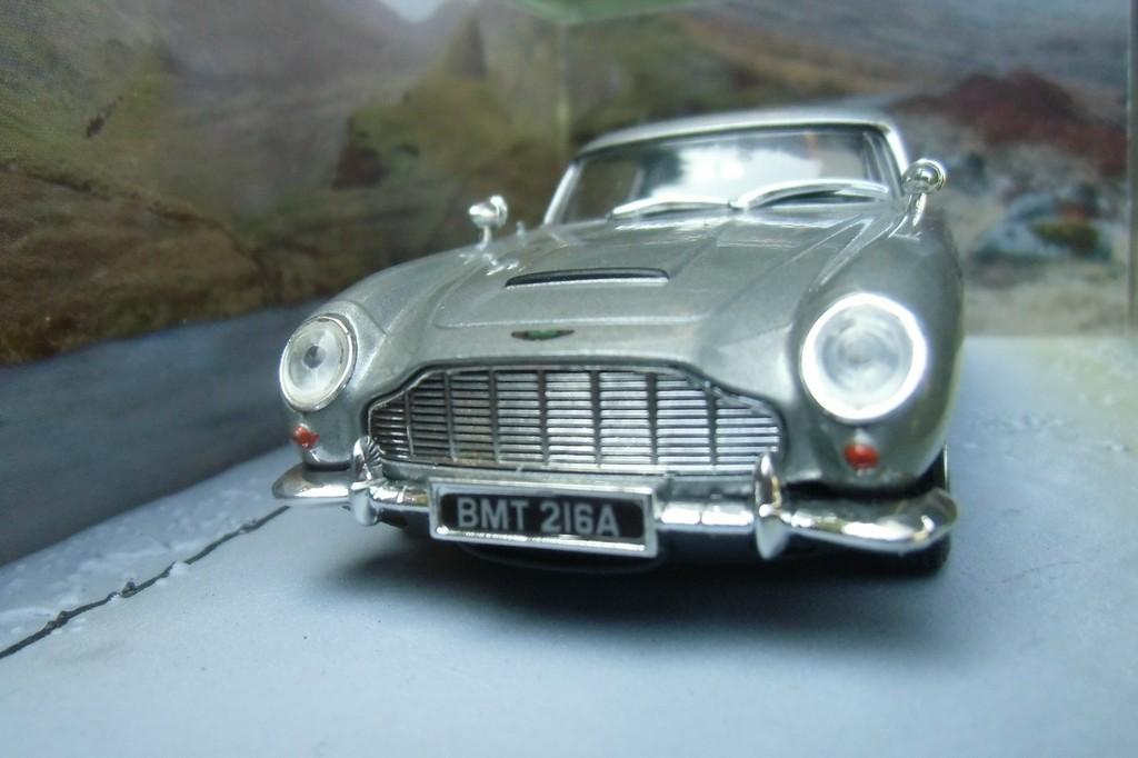 007 JAMES BOND Aston Martin DB5 1:43 CAR MODEL Skyfall Also Spectre  Goldfinger   EBay