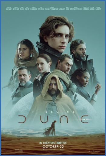 Dune 2021 HDRip XviD-EVO
