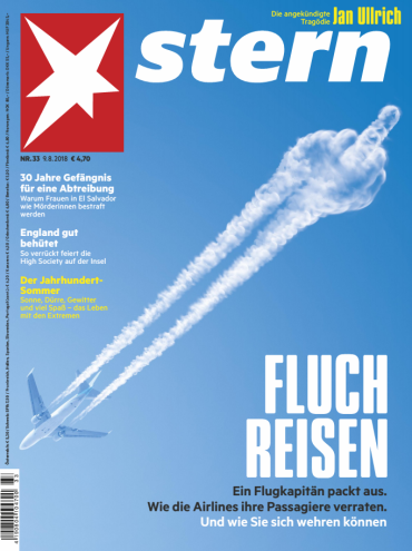 Der Stern Magazin No 33 vom 09 August 2018