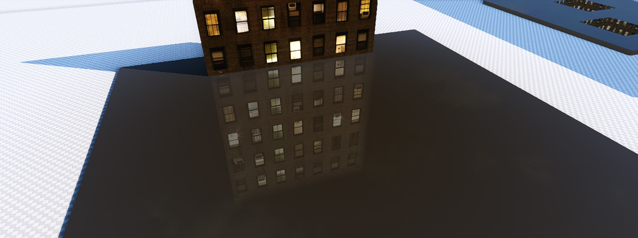 CRYENGINE | Real time reflections/cubemaps