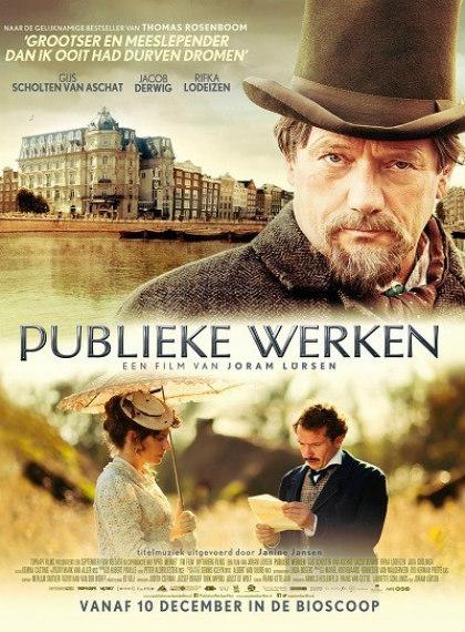 Şerefli Bir Niyet - Publieke Werken (2015) türkçe dublaj film indir