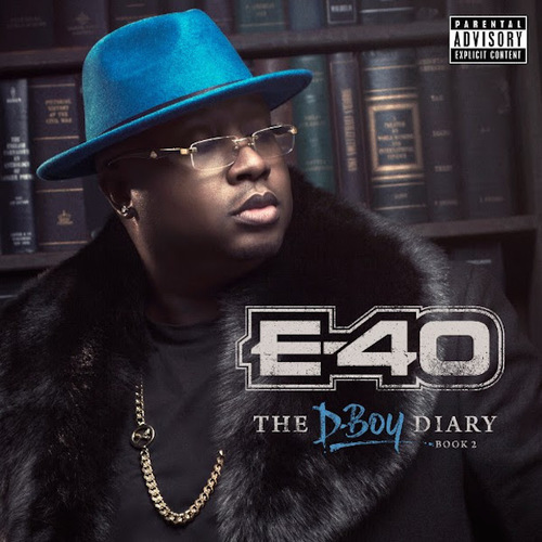 E-40 - The D-Boy Diary - Book 2 (2016)