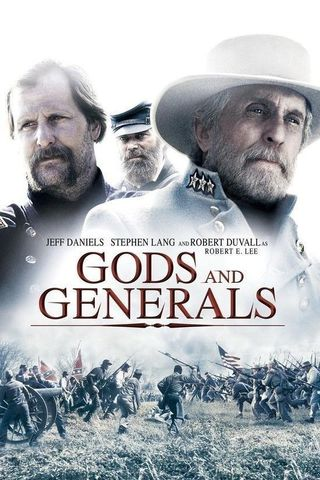 Krieg] Gods and Generals Extended DC 2003 1080p BluRay REMUX AVC DTS