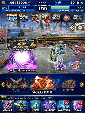 Final Fantasy Brave Exvius Ot2 Fina S Fantasy Adventure Resetera