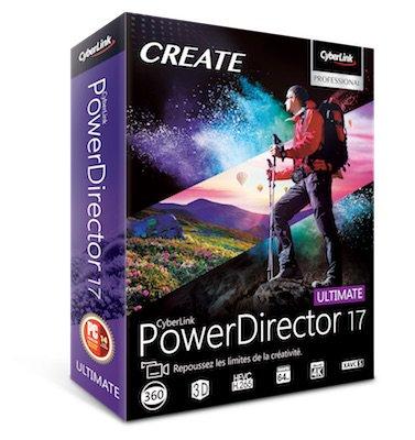 CyberLink PowerDirector Ultimate v17.0.27