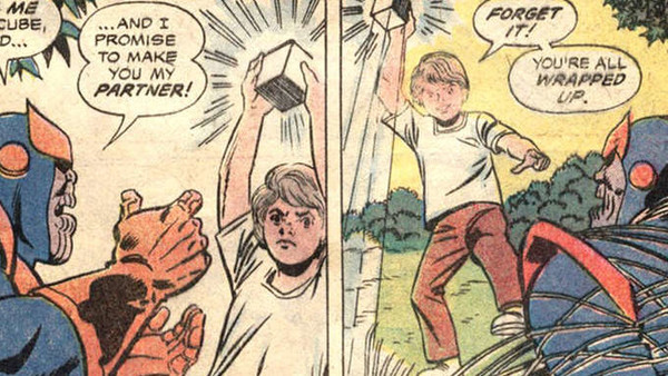The Season Finale of DEATH BATTLE Is Thanos (Marvel Comics) vs
