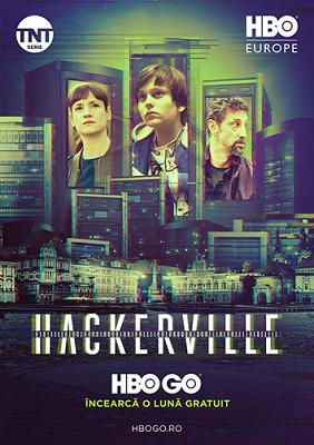 Hackerville - Stagione 1 (2019) (Completa) WEBRip ITA RUM AC3 Avi