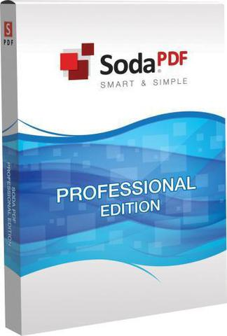 Soda Pdf Professional + Ocr Edition v5.0.133.9133