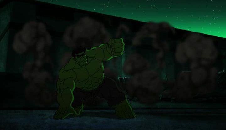 Hulk: Canavarlar Nerede Yaşar Ekran Görüntüsü 2