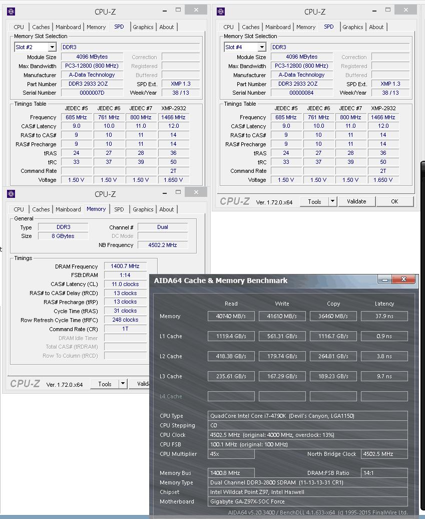 dual rank vs. single rank | ComputerBase Forum