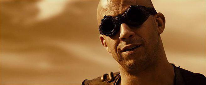 Riddick Ekran Görüntüsü 1