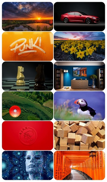 Beautiful Mixed Wallpapers Pack 923