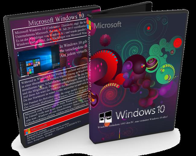 download  Windows 10 Redstone 5 Build 17682 x64 WIM Clean