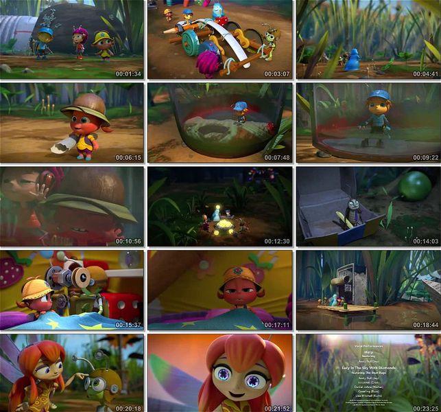 Beat Bugs: 1.Sezon Tüm Bölümler Ekran Görüntüsü 1