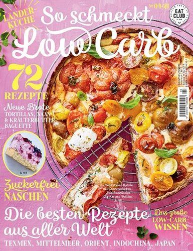 Cover: Eat Club Magazin So schmeckt Heimat No 04 2021