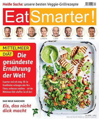 Cover: Eat Smarter!Magazin No 04 2021