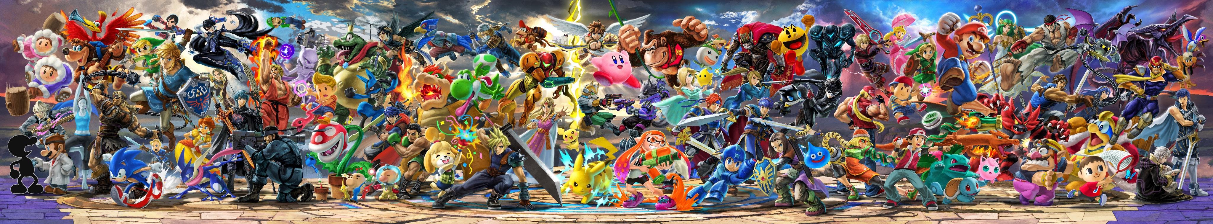 Super Smash Bros. Ultimate обновлен до версии 8.0.0 1