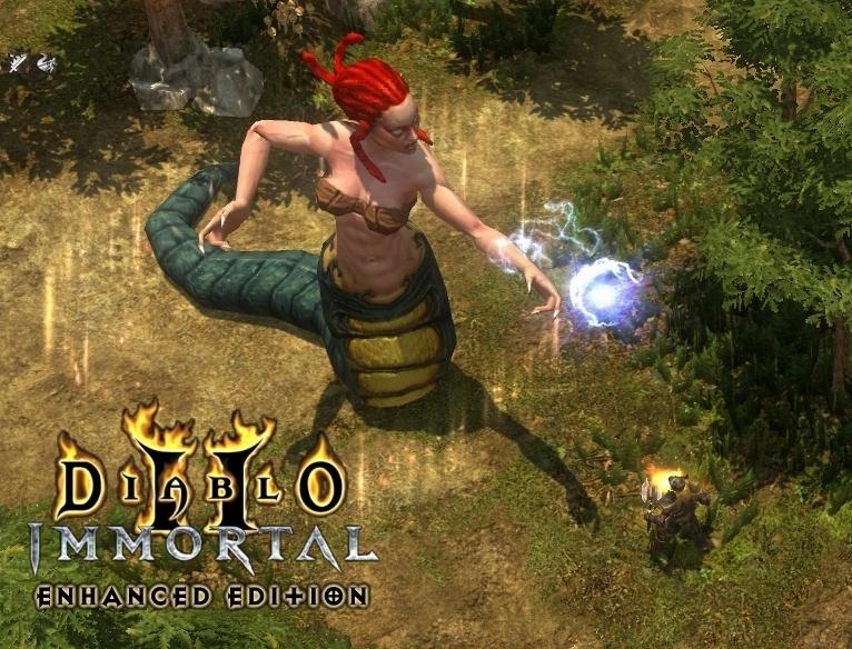 Diablo II Immortal - Grim Dawn Forums