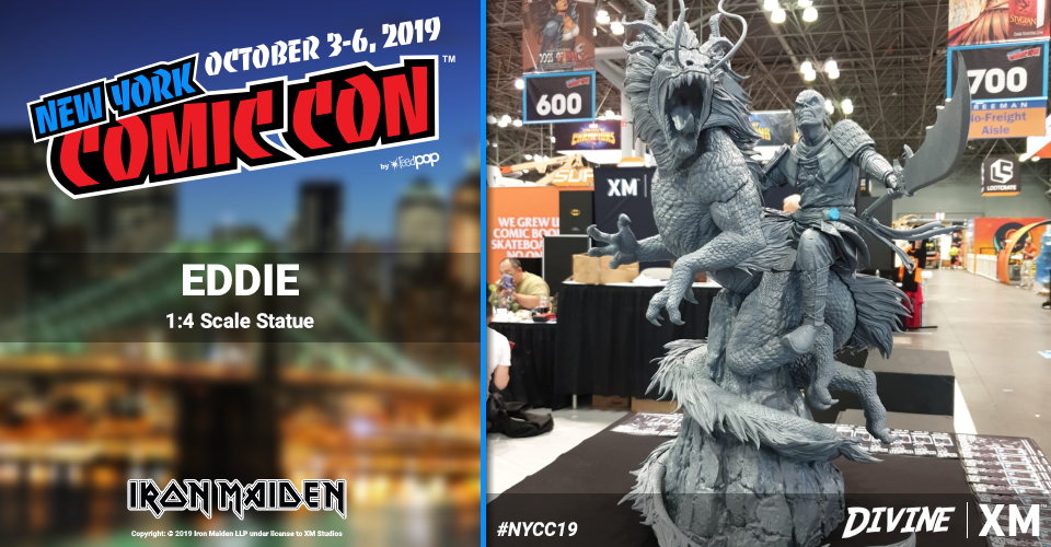 XM Studios: Coverage New York Comic Con 2019 - October 3rd to 6th  Eddiew6ku6