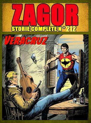 Zagor - Storie Complete N. 212 - Veracruz