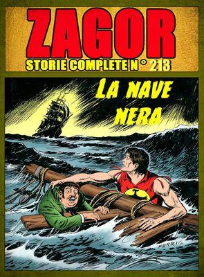 Zagor - Storie Complete N. 213 - La Nave Nera