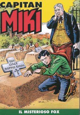 Capitan Miki a colori N.68 - Il Misterioso Fox (Giugno 2020)