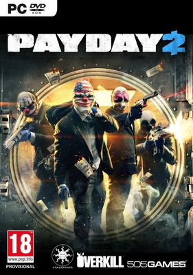 [PC] PAYDAY 2: Border Crossing Heist (2019) Multi - SUB ITA