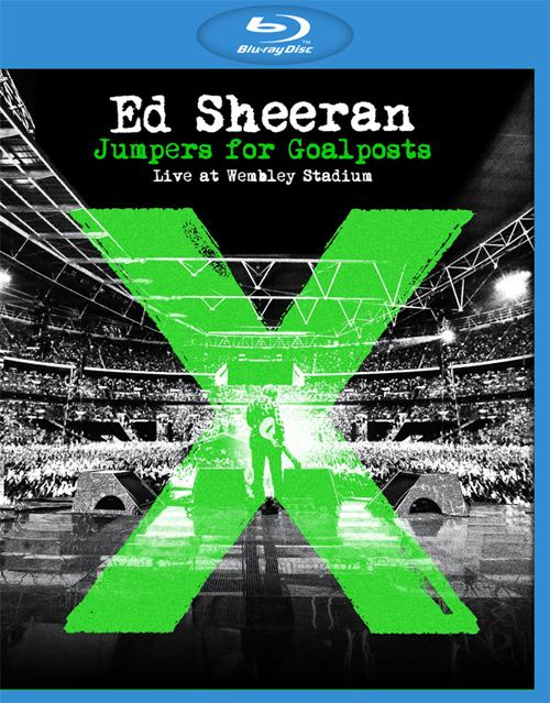Ed Sheeran – Jumpers for Goalposts – Live at Wembley Stadium (2015) [BDRip 720p]
