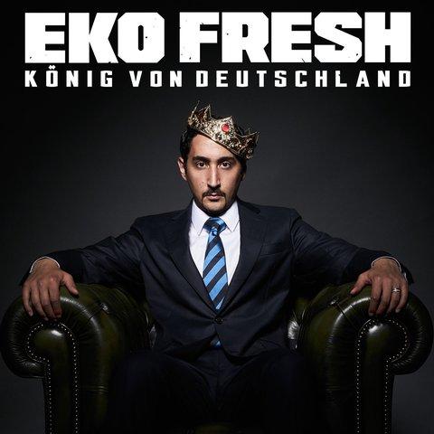 Cover: Eko Fresh - König von Deutschland (2017)