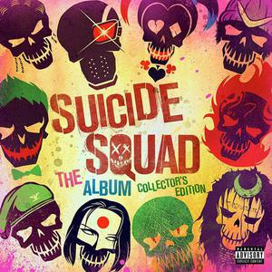VVarious Artists - Suicide Squad: The Album (Collector's Edition) (2016)