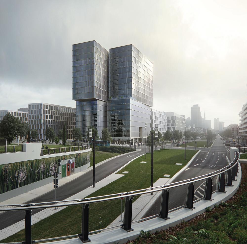 Architekten In Frankfurt europaviertel quartier boulevard mitte seite 34 deutsches