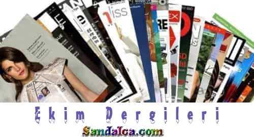 Dergi Paketi – Ekim 2020 Tüm Dergileri PDF indir