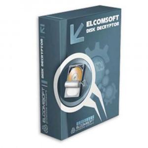 Elcomsoft Forensic Disk Decryptor 2.10 Build 567