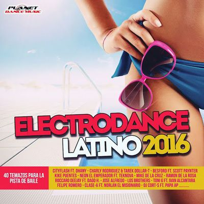 Elettrodance Latino 2016 (2016).Mp3 - 320Kbps