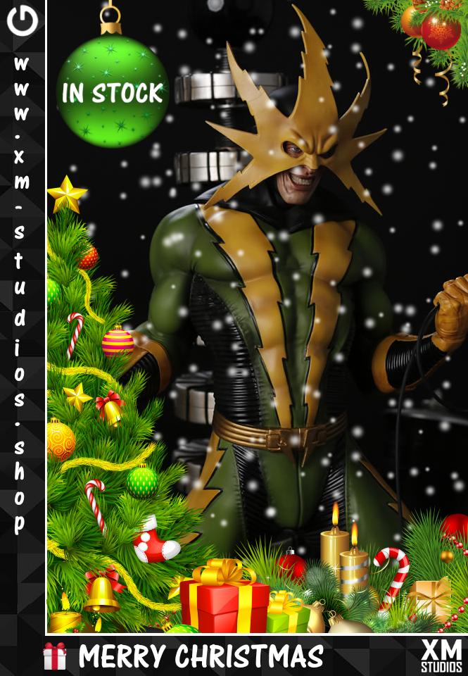 XM Studios: Europe Christmas Special - 2017 Electronew29zko2