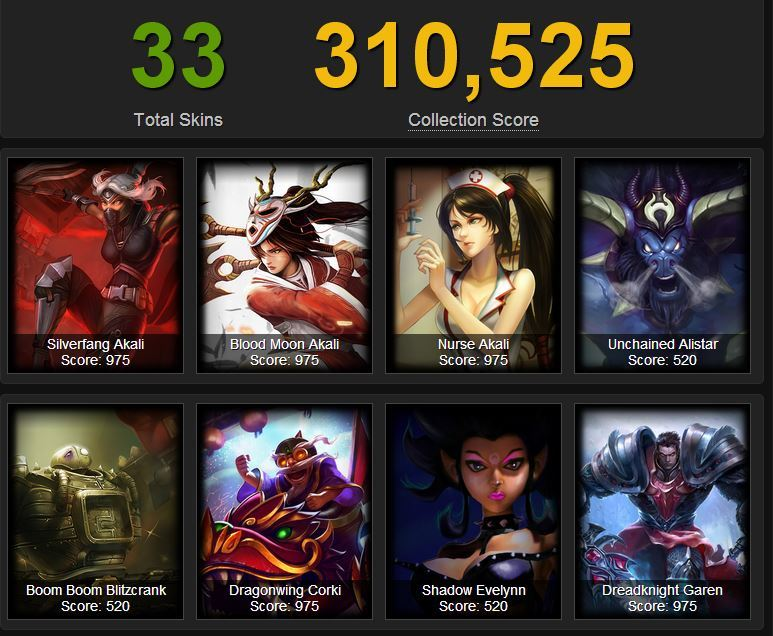 Selling Trusted Gold Euw Elophant Score 310525 33 Skins101