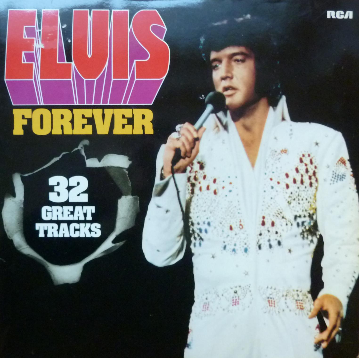 ELVIS FOREVER - 32 HITS Elvisforever90frontpgj1e