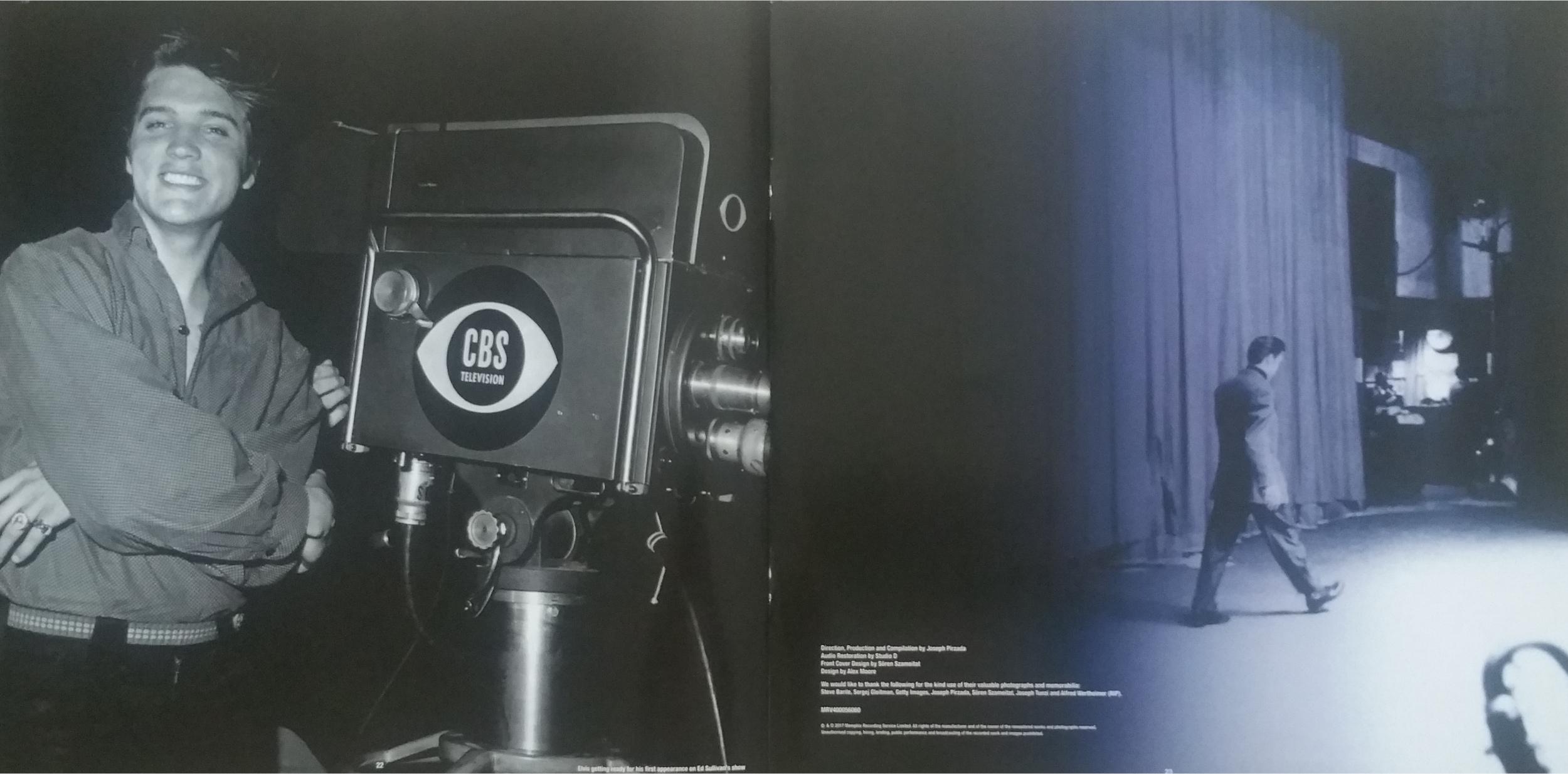 ELVIS ON TELEVISION 1956 - 60 Elvisontv16wok67