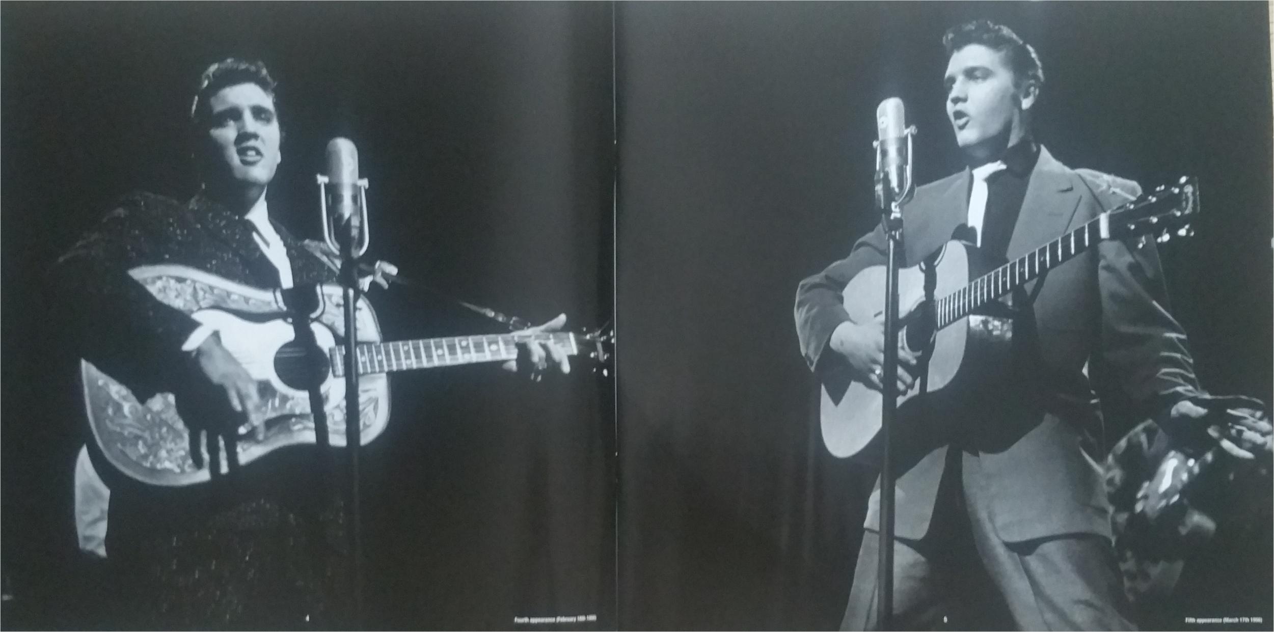 ELVIS ON TELEVISION 1956 - 60 Elvisontv7n8jml