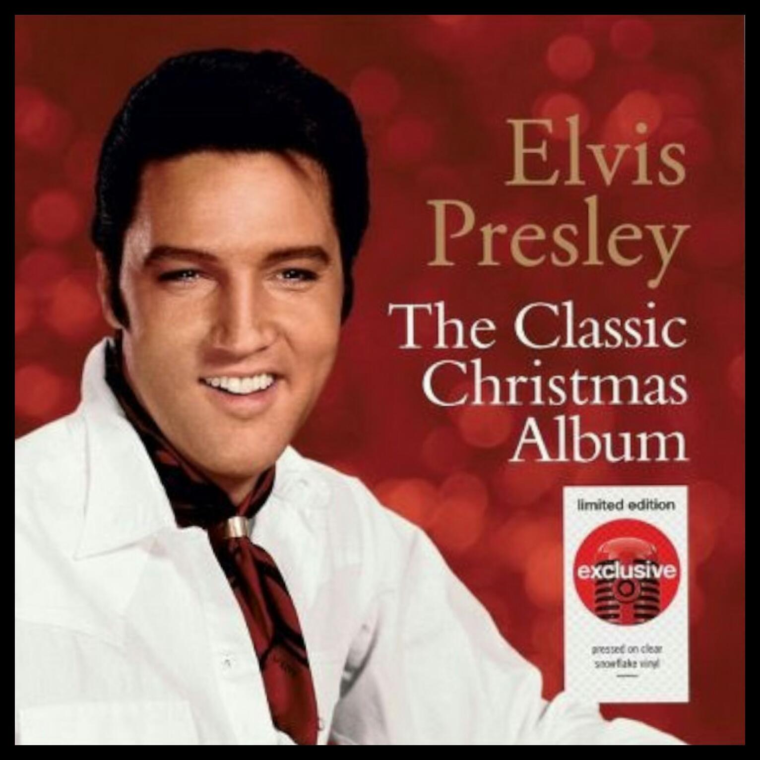 ELVIS PRESLEY - THE CLASSIC CHRISTMAS ALBUM Elvispresley-theclass56k0m