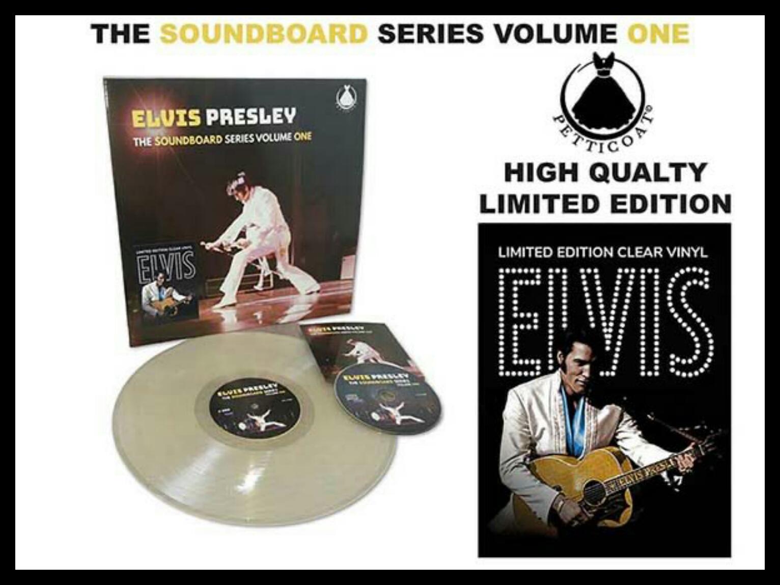 ELVIS PRESLEY - THE SOUNDBOARD SERIES VOL. 1 Elvispresley-thesoundufkfh