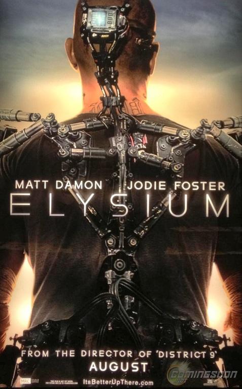 Elysium: Yeni Cennet Film indir