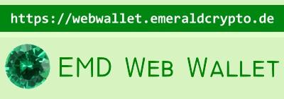 EMD Web Wallet