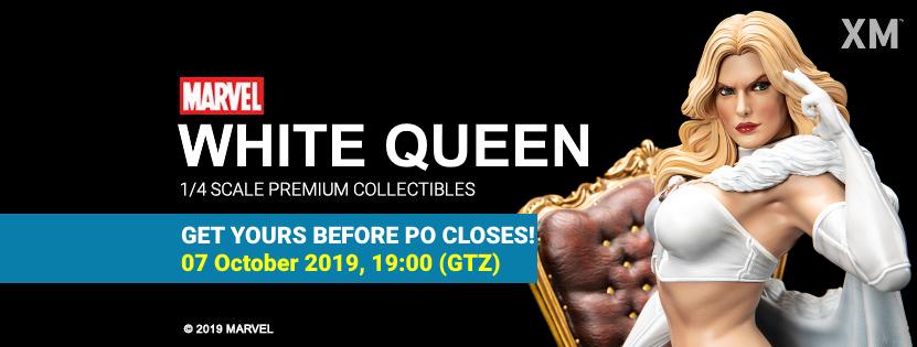 Premium Collectibles : Emma Frost Emmafrostfinalpobannetsj8f