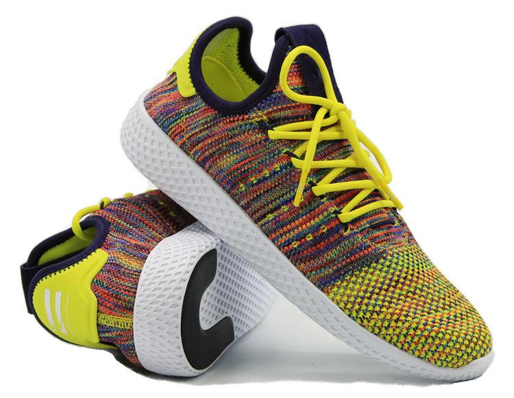 adidas Pharrell Williams x Tennis HU BY2673, Turnschuhe