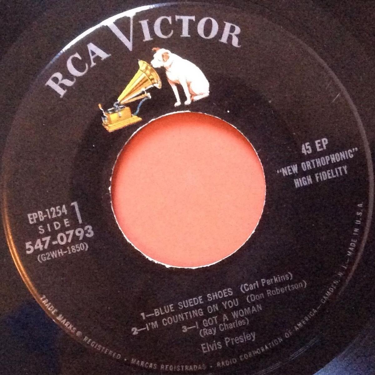 Presley - ELVIS PRESLEY Epb1254c88xny