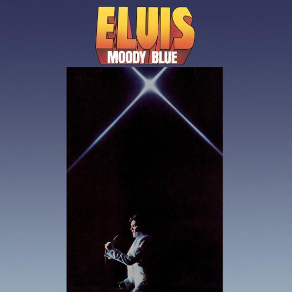 ELVIS - MOODY BLUE (40TH ANNIVERSARY) Epcd244cauzm