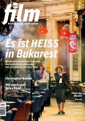 Cover: Epd Film Magazin No 07 Juli 2021