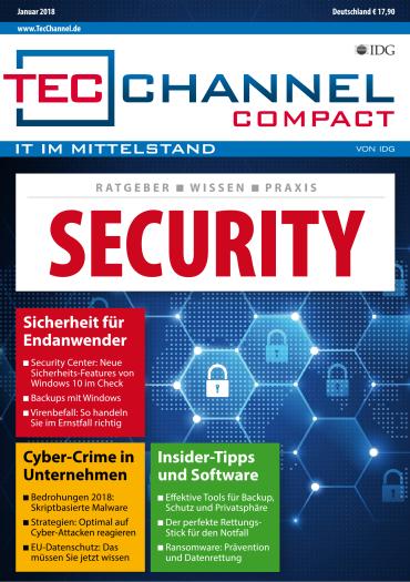 : TecChannel Compact (Security) Januar No 01 2018